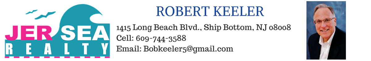Bob Keeler -LBI Real Estate-Jersea Realty