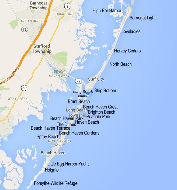 Long Beach Island New Jersey: Bob Keeler -LBI Real Estate-Jersea Realty